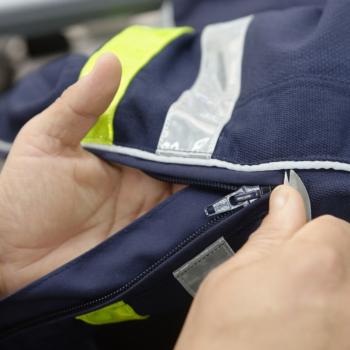 Gendarmerie Nationale Moto Airbag ABA2627