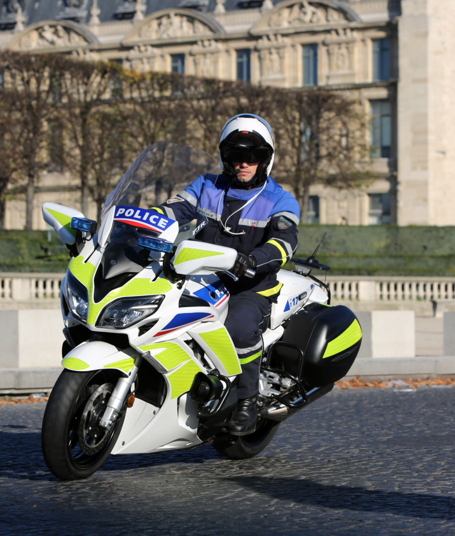 2017 FJR1300 Police Actions Paris 005